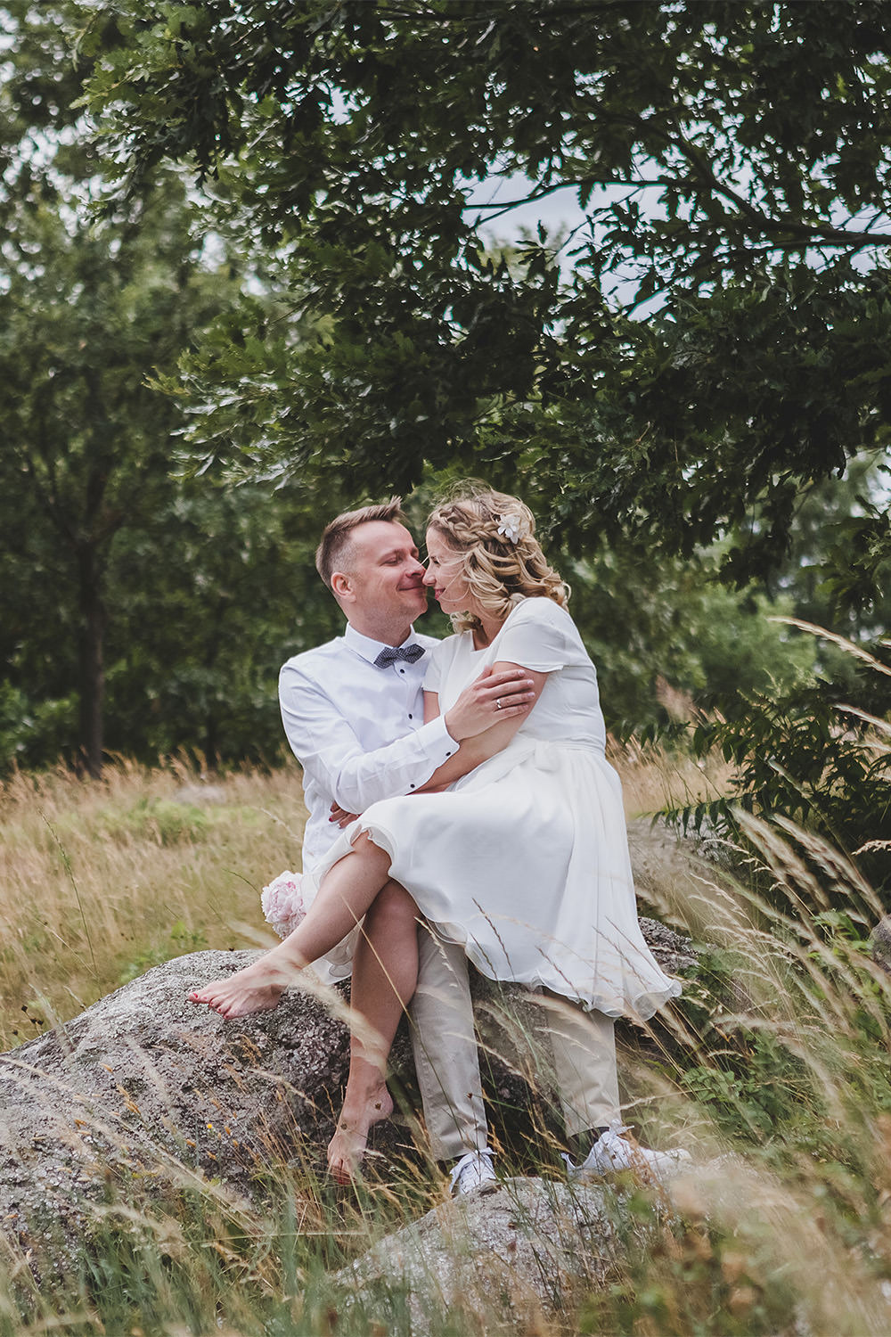 Yarra Valley elopement wedding photographer