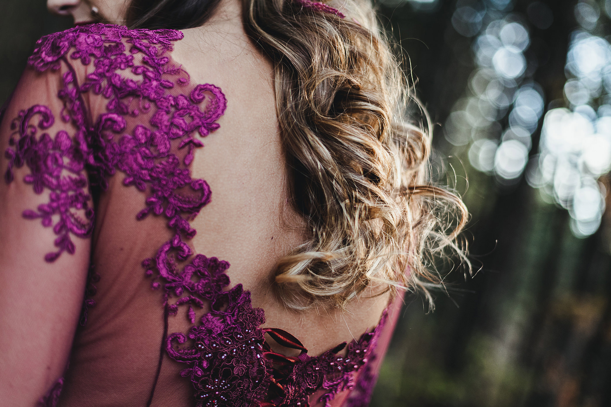 lace wedding dress inspiration